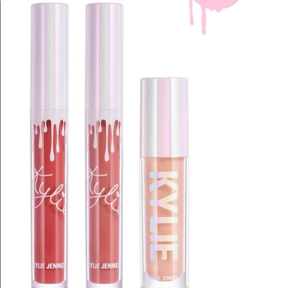 Kylie Cosmetics Other - 💋New Kylie Cosmetics 3Pc. Lippie Bundle/Set💋